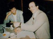 Tom and me again