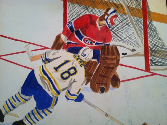 """Goal!"" by Walter J Wojtanik"